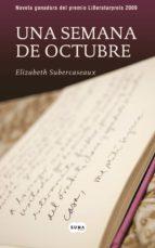 Una semana de octubre (ebook)
