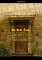 Családi ház manzárddal (ebook)