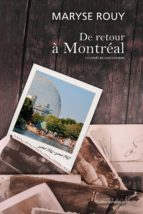 De retour à Montréal (ebook)