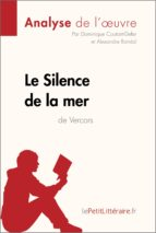 Le Silence de la mer de Vercors (Fiche de lecture) (ebook)