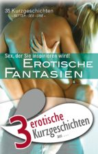 "3 erotische Kurzgeschichten aus: ""Erotische Fantasien"" (ebook)"