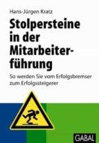 Stolpersteine in der Mitarbeiterführung (ebook)