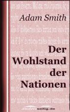 Der Wohlstand der Nationen (ebook)