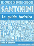 Santorini - La guida turistica (ebook)