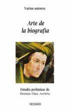 Arte de la biografía (ebook)