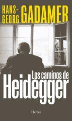 Los caminos de Heidegger (ebook)