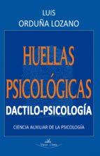 HUELLAS PSICOLÓGICAS (ebook)
