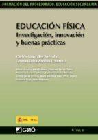 Educación Física. Investigación, innovación y buenas prácticas (ebook)