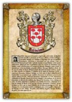 Apellido Antoniano / Origen, Historia y Heráldica de los linajes y apellidos españoles e hispanoamericanos