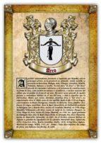 Apellido Arco / Origen, Historia y Heráldica de los linajes y apellidos españoles e hispanoamericanos