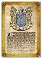 Apellido Bagué / Origen, Historia y Heráldica de los linajes y apellidos españoles e hispanoamericanos