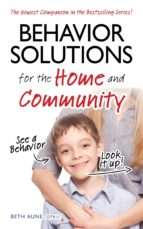 Behavior Solutions for the Home and Community (ebook)