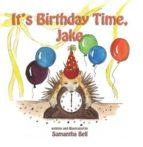 It's Birthday Time Jake (ebook)
