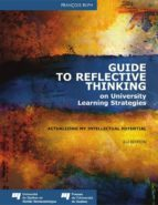 Guide to Reflective Thinking on University Learning Strategies (ebook)