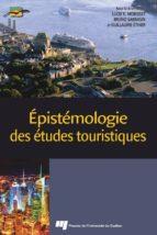 Épistémologie des études touristiques (ebook)