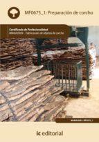 Preparación de corcho. MAMA0309 (ebook)