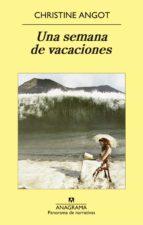 Una semana de vacaciones (ebook)