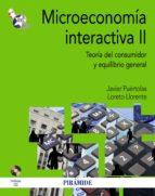 Microeconomía interactiva II (ebook)