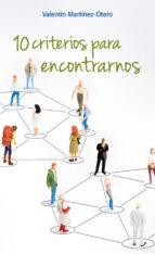 10 criterios para encontrarnos (ebook)