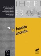 La función docente (ebook)