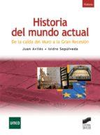 Historia del mundo actual (ebook)