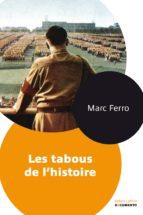 Les tabous de l'histoire (ebook)