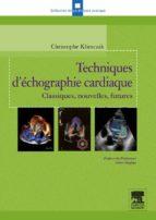 Techniques d'échographie cardiaque (ebook)