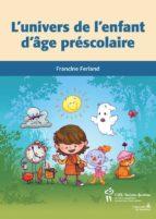L'univers de l'enfant d'âge préscolaire (ebook)