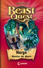 Beast Quest 15 – Narga, Monster der Meere (ebook)