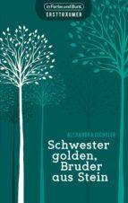 Schwester golden, Bruder aus Stein (ebook)