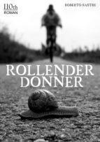 Rollender Donner 1 (ebook)