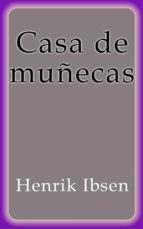 Casa de muñecas (ebook)