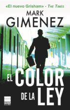 El color de la ley (ebook)
