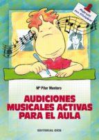 Audiciones musicales activas para el aula (ebook)