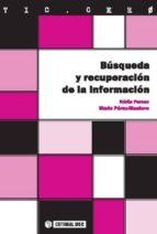 Búsqueda y recuperación de la información (ebook)