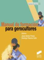 Manual de formación para gerocultores (ebook)