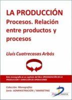 La producción. Procesos. Relación entre productos y procesos (ebook)