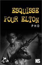 Esquisse pour Elton (ebook)