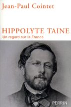 Hippolyte Taine (ebook)