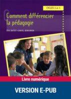Comment différencier la pédagogie (ebook)
