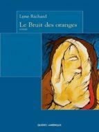 Le Bruit des oranges (ebook)
