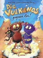 Die Vulkanos pupsen los! (ebook)