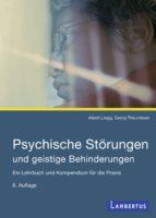Psychische Störungen und geistige Behinderungen (ebook)