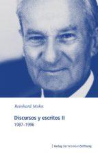 Discursos y escritos II (ebook)