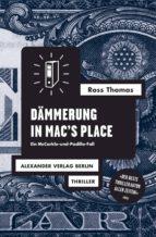 Dämmerung in Mac's Place (ebook)