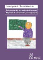 Psicología del Aprendizaje Humano: Adquisición de conocimiento y cambio personal (ebook)