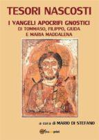 Tesori nascosti. I vangeli apocrifi gnostici di Tommaso, Filippo, Giuda e Maria Maddalena (ebook)