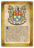 Apellido Carot / Origen, Historia y Heráldica de los linajes y apellidos españoles e hispanoamericanos
