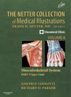 The Netter Collection of Medical Illustrations: Musculoskeletal System, Volume 6, Part I - Upper Limb (ebook)