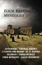 Four British Mysteries (ebook)